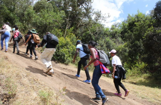 Hiking with ATS Travel